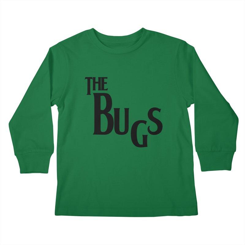 The Bugs Kids Longsleeve T-Shirt by Hello Siyi
