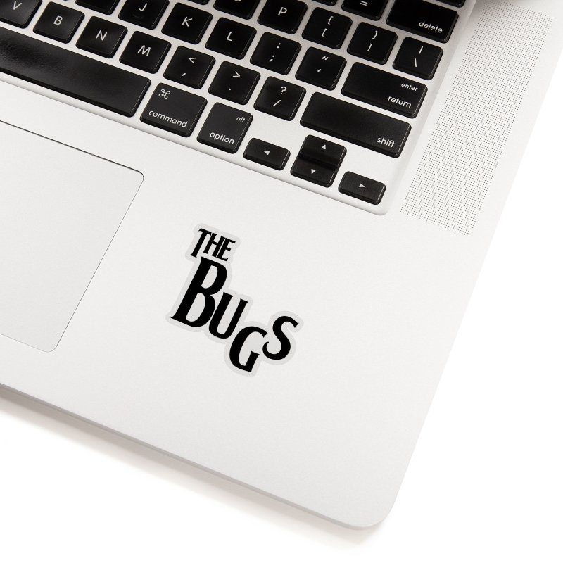 The Bugs Accessories Sticker by Hello Siyi