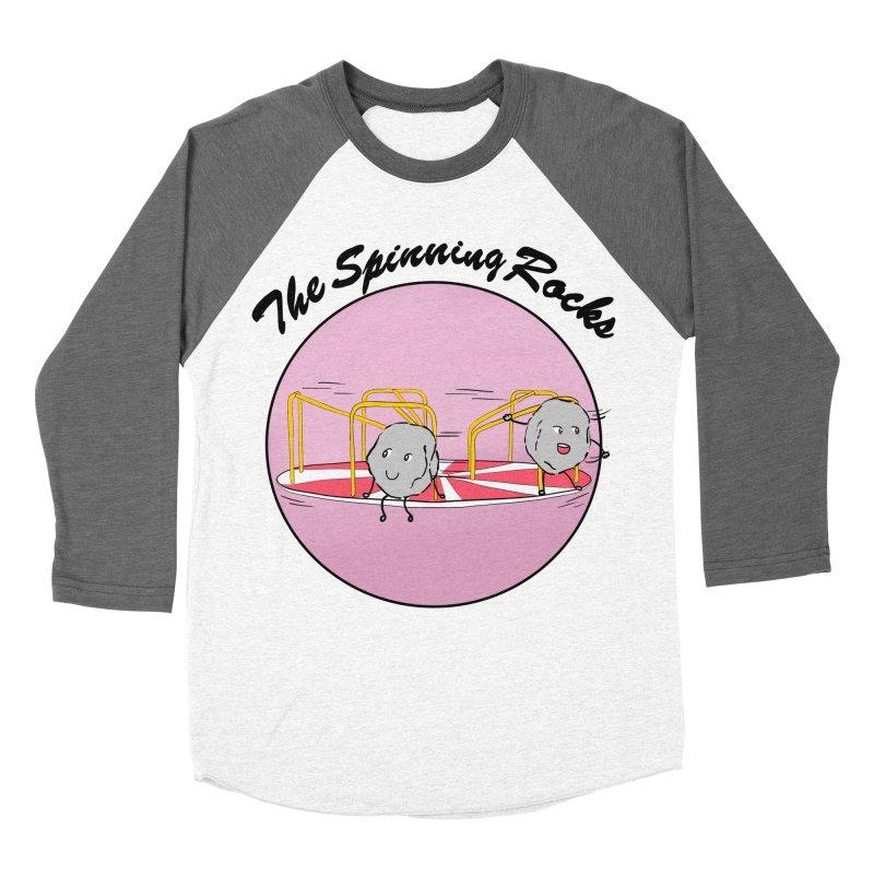 The Spinning Rocks Women's Longsleeve T-Shirt by Hello Siyi