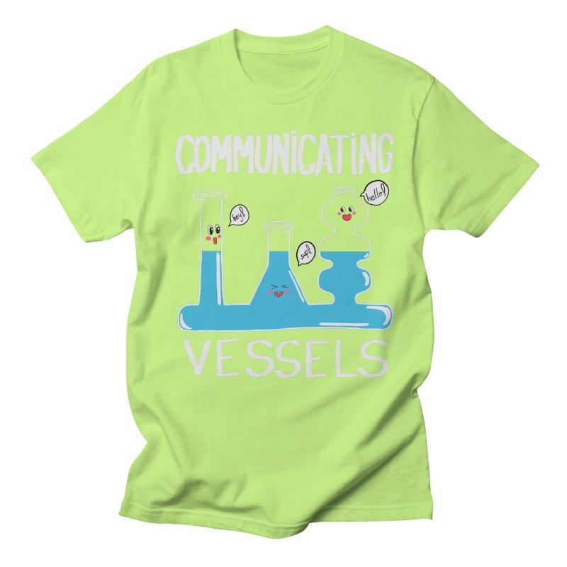Communicating Vessels Women's Regular Unisex T-Shirt by Hello Siyi