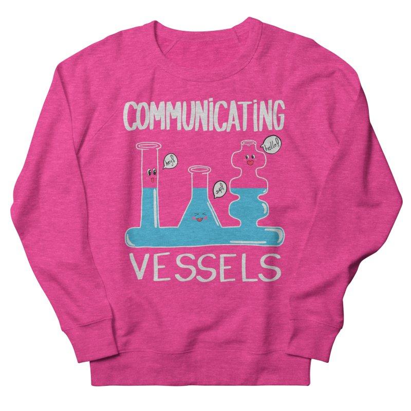 Communicating Vessels Women's French Terry Sweatshirt by Hello Siyi