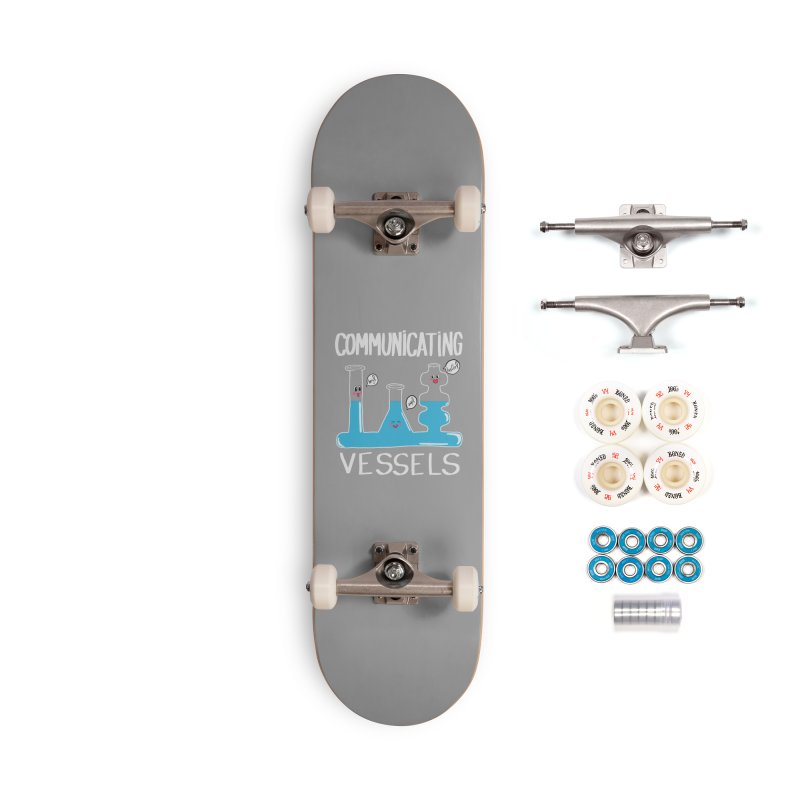 Communicating Vessels Accessories Complete - Premium Skateboard by Hello Siyi