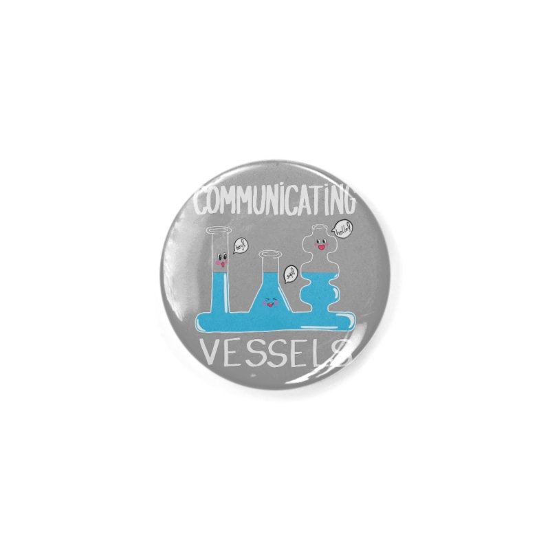Communicating Vessels Accessories Button by Hello Siyi