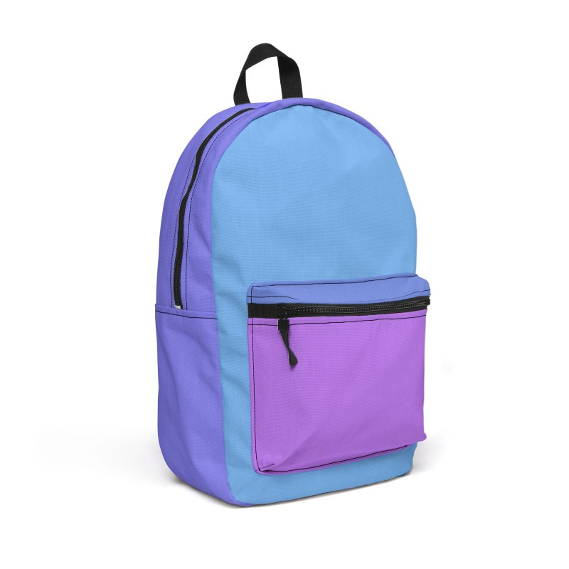 Color Block #3 in Backpack by Hello Siyi