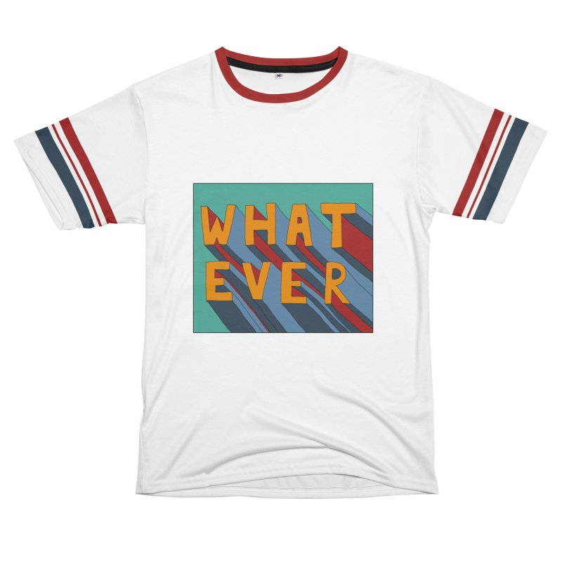 Whatever Men's Cut & Sew by Hello Siyi