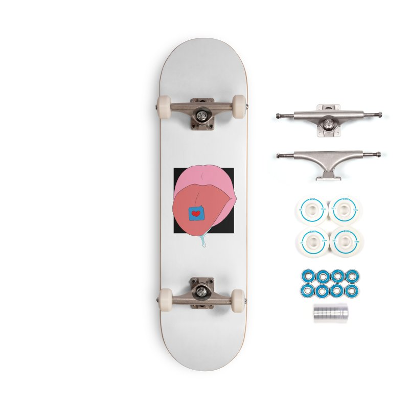 Like dose Accessories Skateboard by Hello Siyi