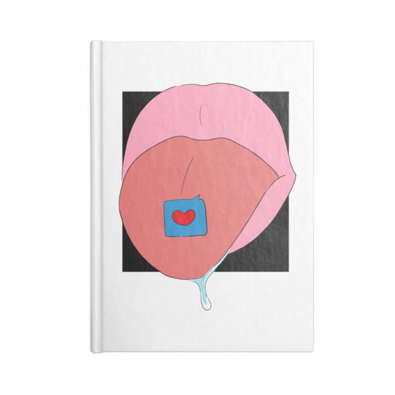 Like dose Accessories Lined Journal Notebook by Hello Siyi