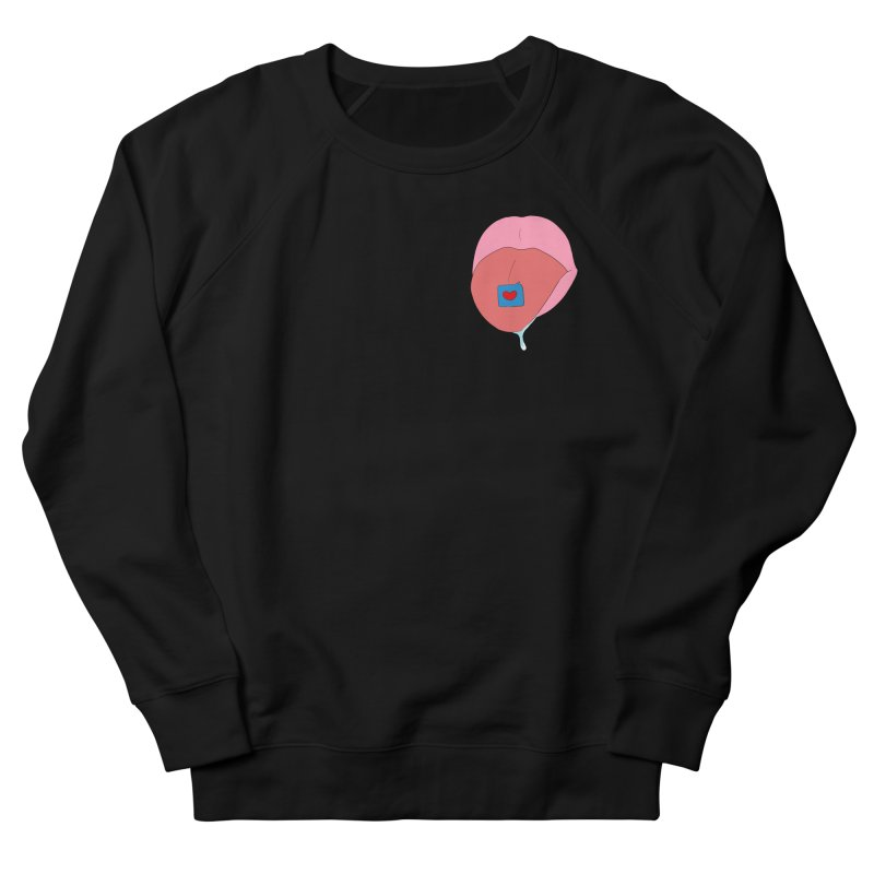 Like dose (pocket) Men's French Terry Sweatshirt by Hello Siyi