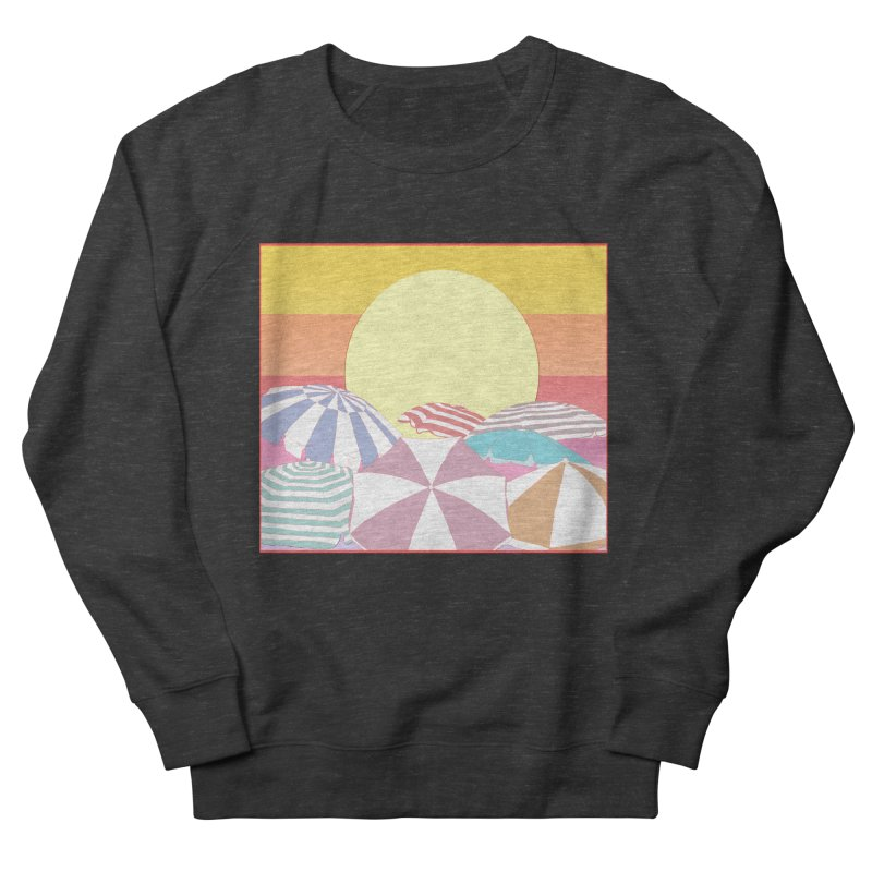 Summer parasols Men's French Terry Sweatshirt by Hello Siyi
