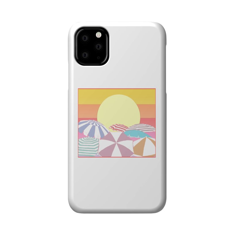 Summer parasols Accessories Phone Case by Hello Siyi
