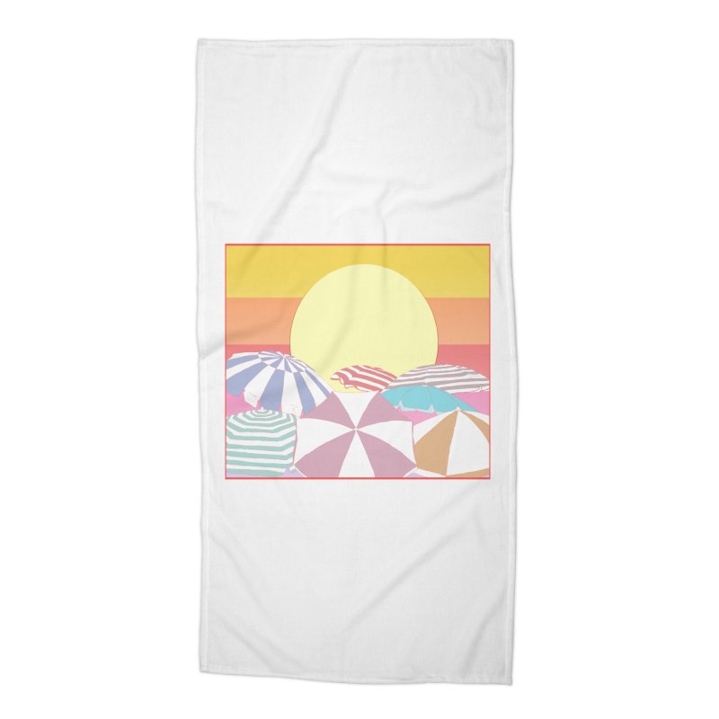 Summer parasols Accessories Beach Towel by Hello Siyi