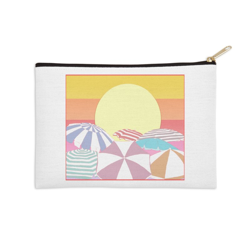 Summer parasols Accessories Zip Pouch by Hello Siyi