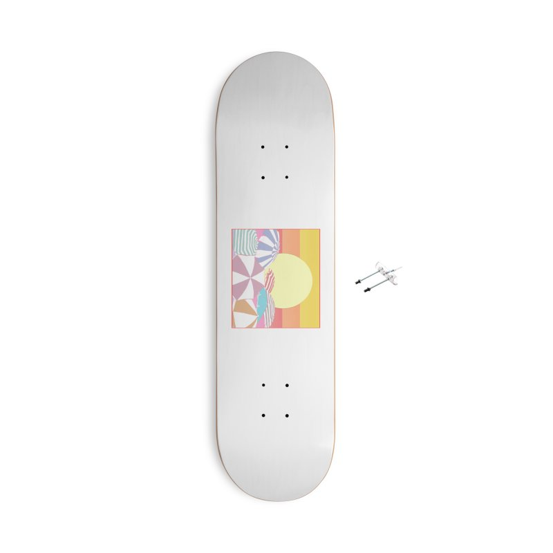 Summer parasols Accessories Skateboard by Hello Siyi