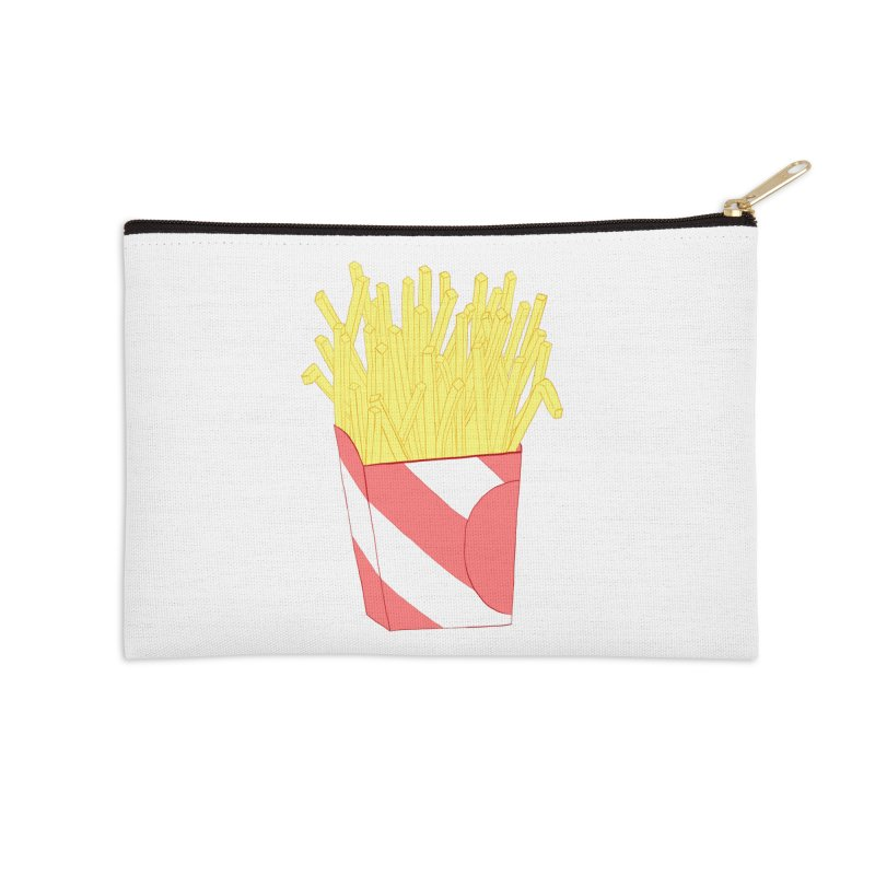Fries Accessories Zip Pouch by Hello Siyi