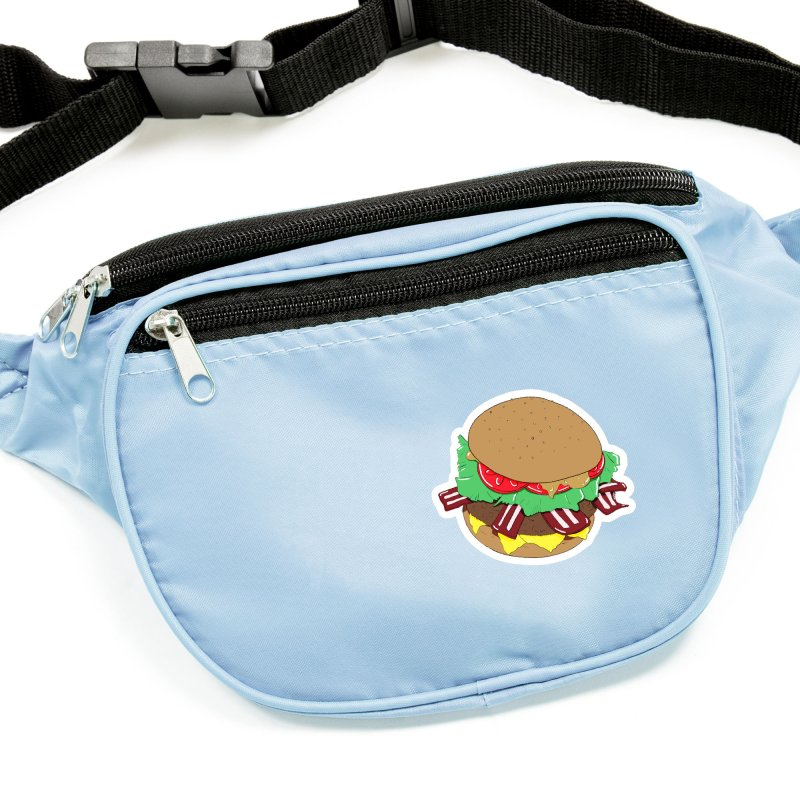 Burger Accessories Sticker by Hello Siyi