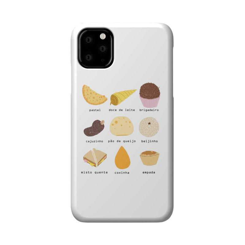 Brazilian snacks Accessories Phone Case by Hello Siyi