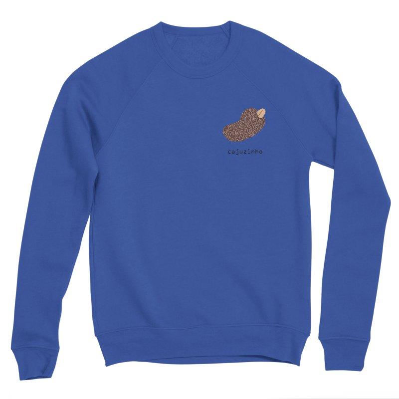 Cajuzinho - Brazilian snack (pocket) Men's Sweatshirt by Hello Siyi