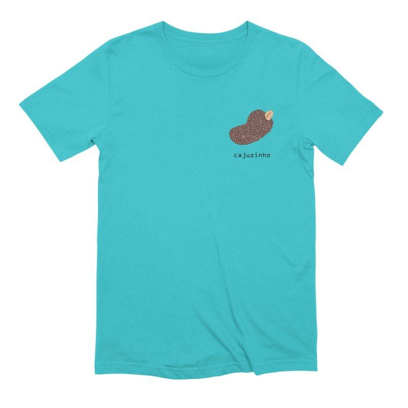 Cajuzinho - Brazilian snack (pocket) Men's Extra Soft T-Shirt by Hello Siyi