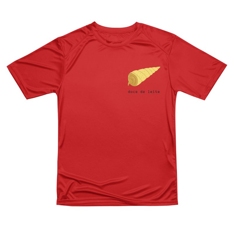 Doce de leite - Brazilian snack (pocket) Women's Performance Unisex T-Shirt by Hello Siyi