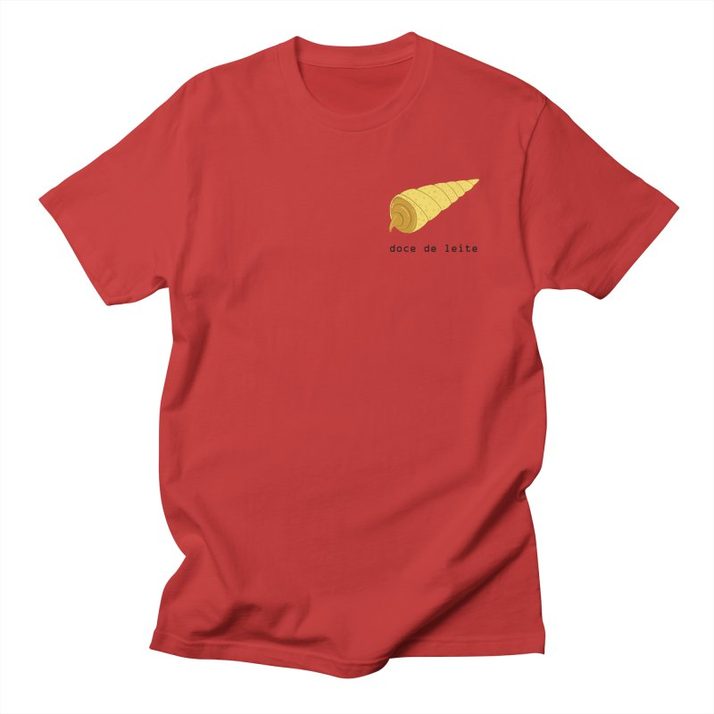 Doce de leite - Brazilian snack (pocket) Men's Regular T-Shirt by Hello Siyi