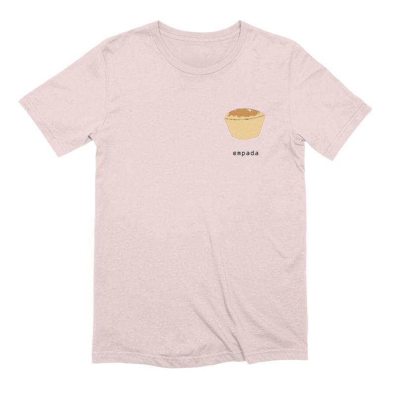 Empada - Brazilian snack (pocket) Men's Extra Soft T-Shirt by Hello Siyi