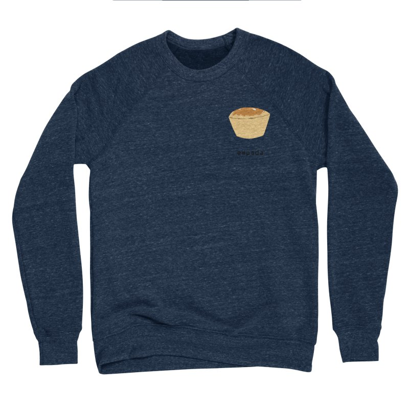 Empada - Brazilian snack (pocket) Women's Sponge Fleece Sweatshirt by Hello Siyi