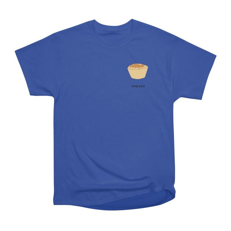 Empada - Brazilian snack (pocket) Women's Heavyweight Unisex T-Shirt by Hello Siyi