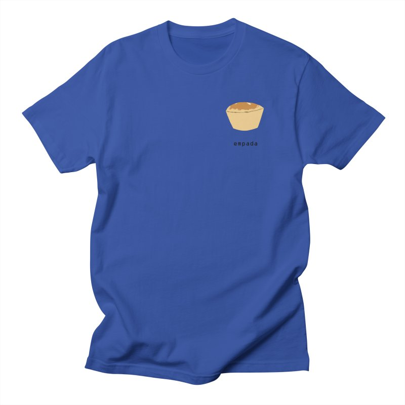Empada - Brazilian snack (pocket) Men's Regular T-Shirt by Hello Siyi