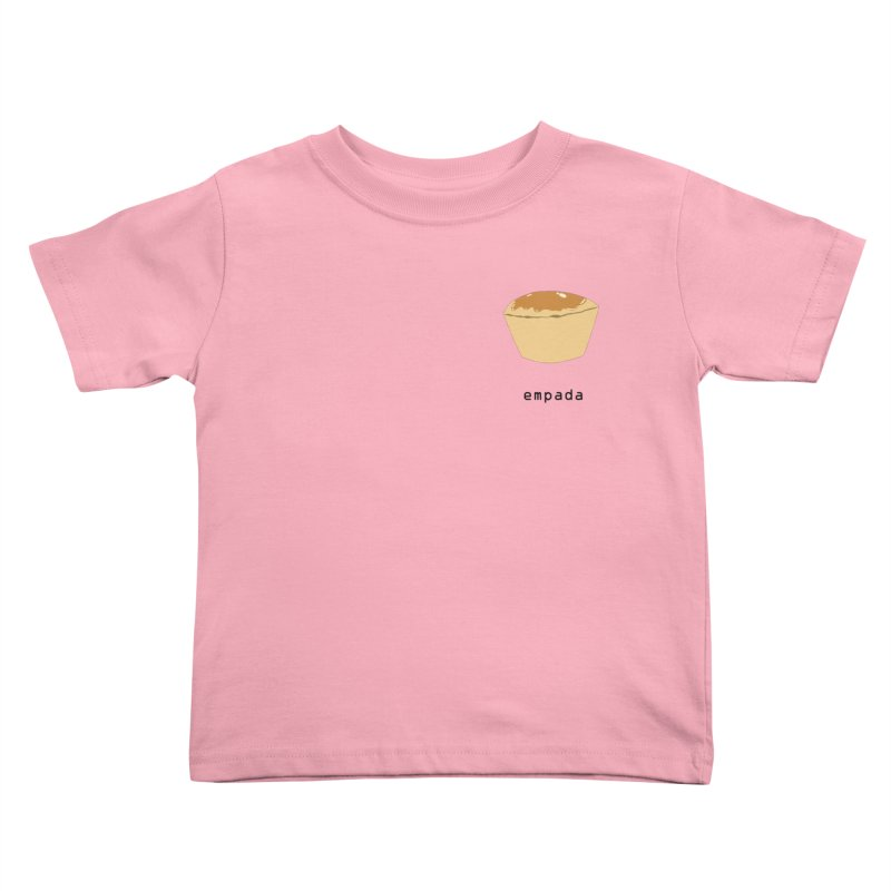 Empada - Brazilian snack (pocket) Kids Toddler T-Shirt by Hello Siyi