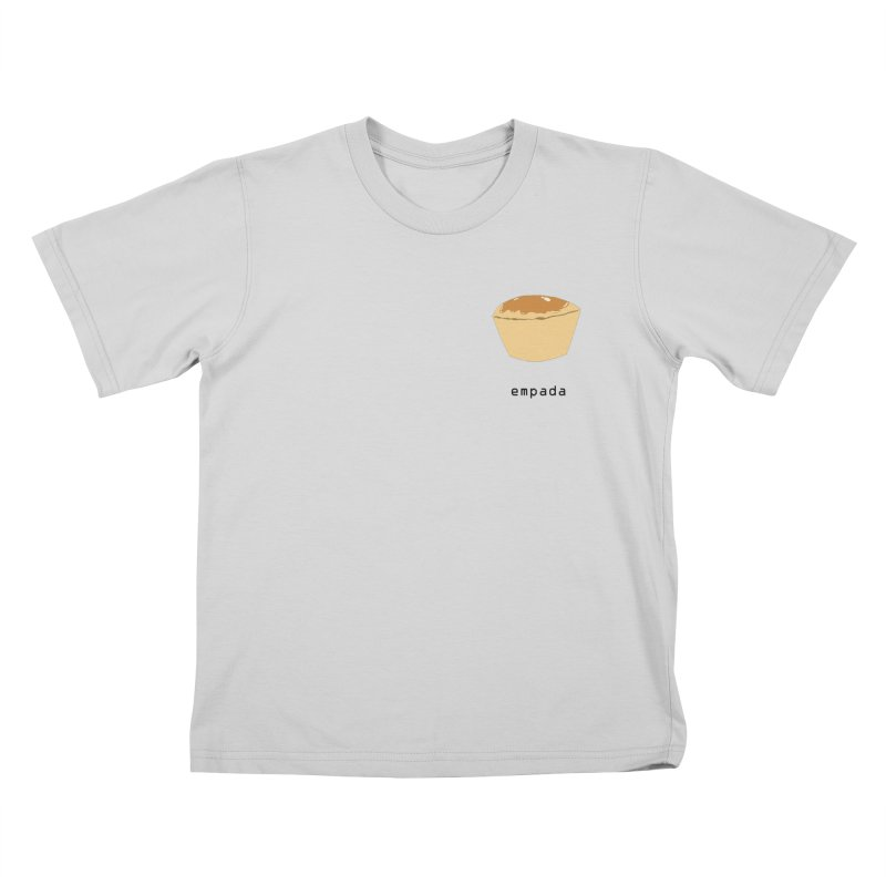 Empada - Brazilian snack (pocket) Kids T-Shirt by Hello Siyi