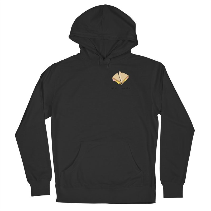 Misto quente - Brazilian snack (pocket) Men's French Terry Pullover Hoody by Hello Siyi