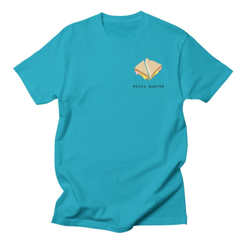 Misto quente - Brazilian snack (pocket) Women's Regular Unisex T-Shirt by Hello Siyi