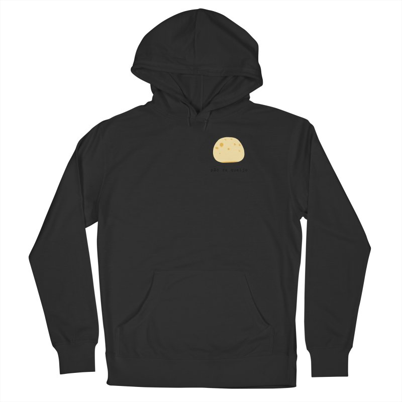 Pão de queijo - Brazilian snack (pocket) Men's French Terry Pullover Hoody by Hello Siyi