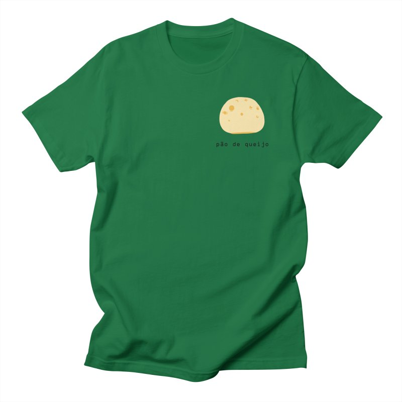 Pão de queijo - Brazilian snack (pocket) Men's Regular T-Shirt by Hello Siyi