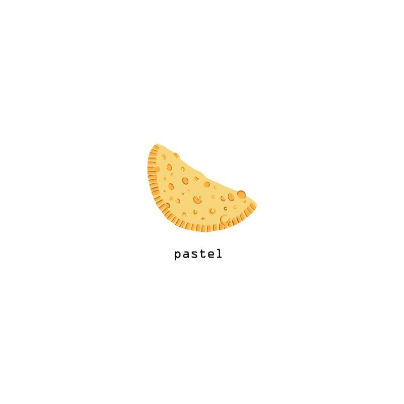 Pastel - Brazilian snack (pocket) Men's T-Shirt by Hello Siyi