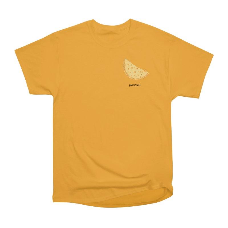 Pastel - Brazilian snack (pocket) Women's Heavyweight Unisex T-Shirt by Hello Siyi