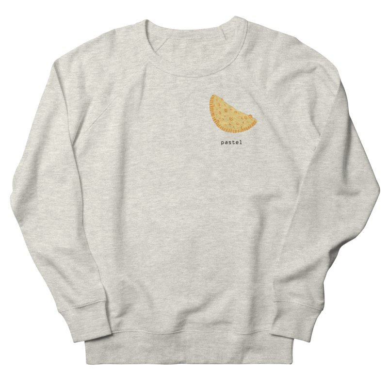 Pastel - Brazilian snack (pocket) Women's French Terry Sweatshirt by Hello Siyi