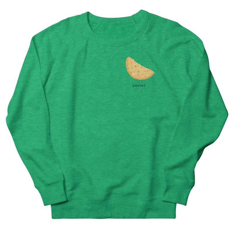 Pastel - Brazilian snack (pocket) Men's French Terry Sweatshirt by Hello Siyi