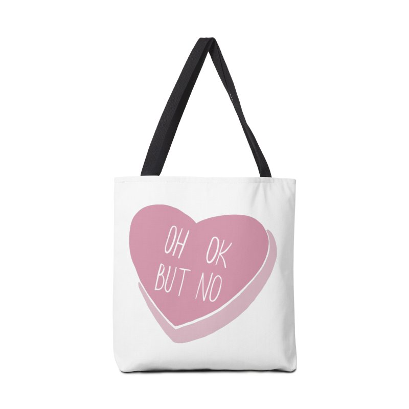 Oh ok, but no Accessories Tote Bag Bag by Hello Siyi