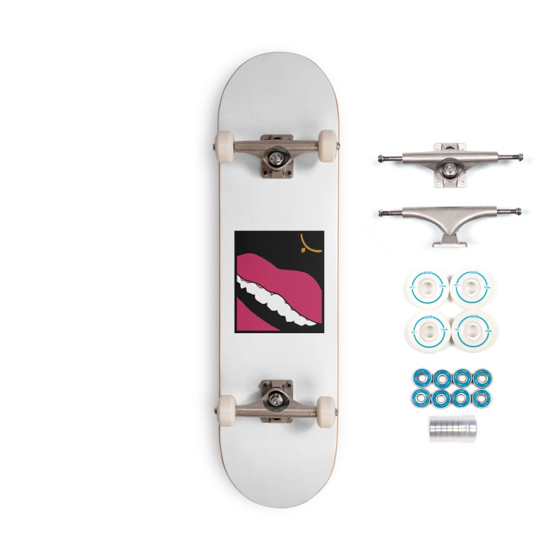AHA lips Accessories Complete - Basic Skateboard by Hello Siyi