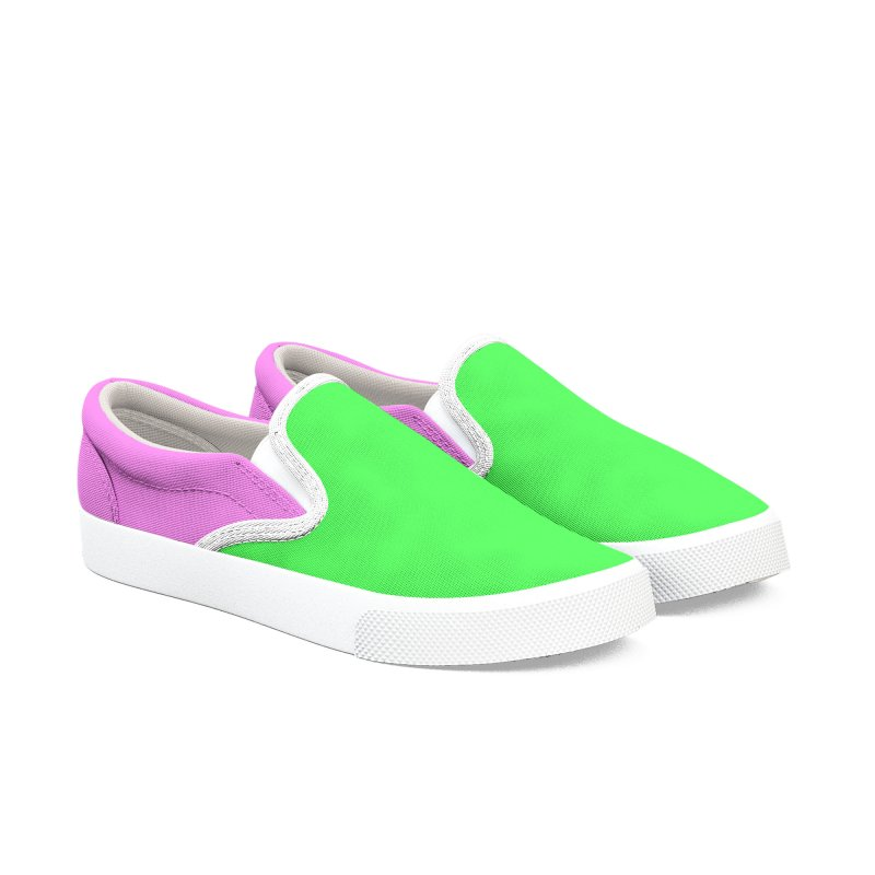 Color Block 6 Women's Slip-On Shoes by Hello Siyi