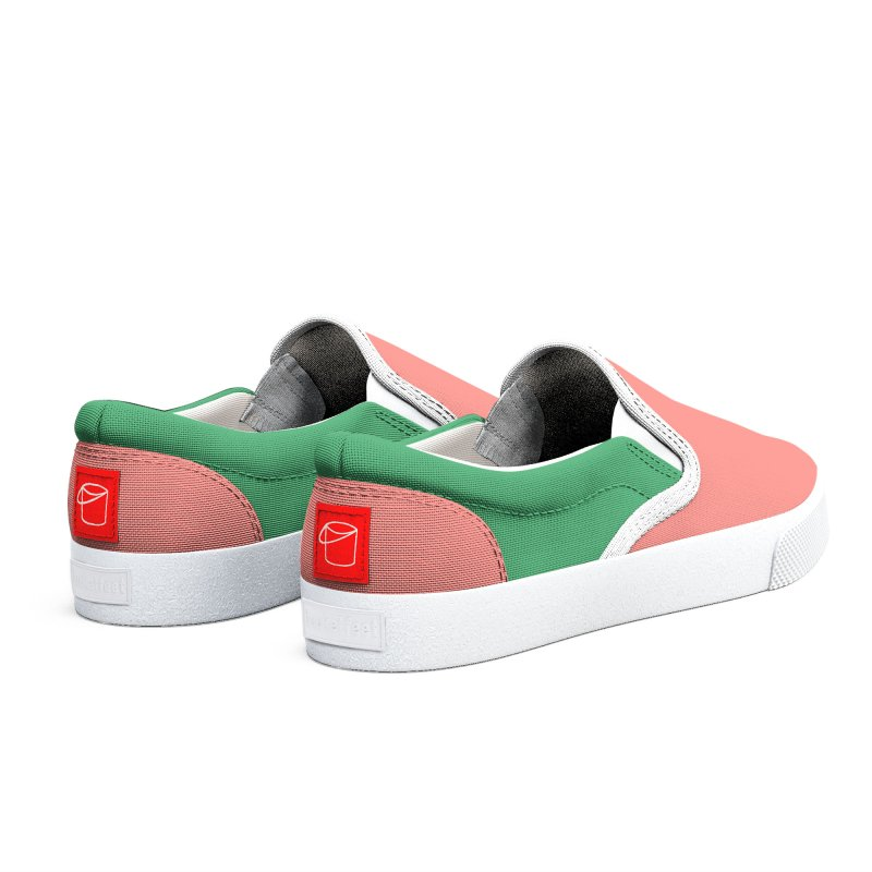 Color Block 8 Men's Shoes by Hello Siyi