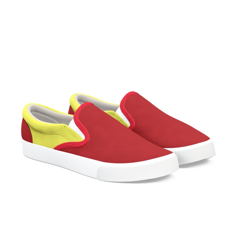 Color Block 9 Women's Slip-On Shoes by Hello Siyi