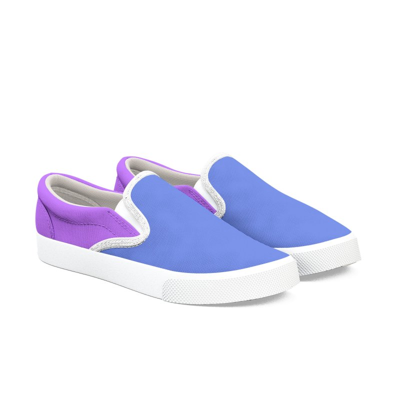 Color Block 11 Women's Slip-On Shoes by Hello Siyi