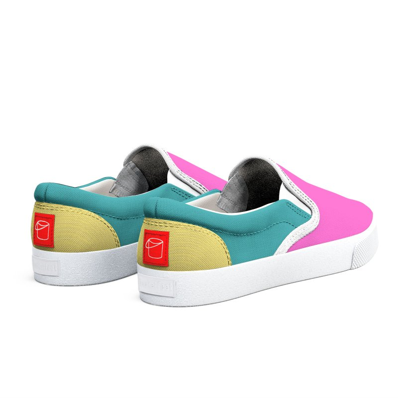 Color Block 12 Men's Shoes by Hello Siyi