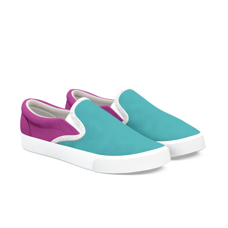 Color Block 13 Women's Slip-On Shoes by Hello Siyi