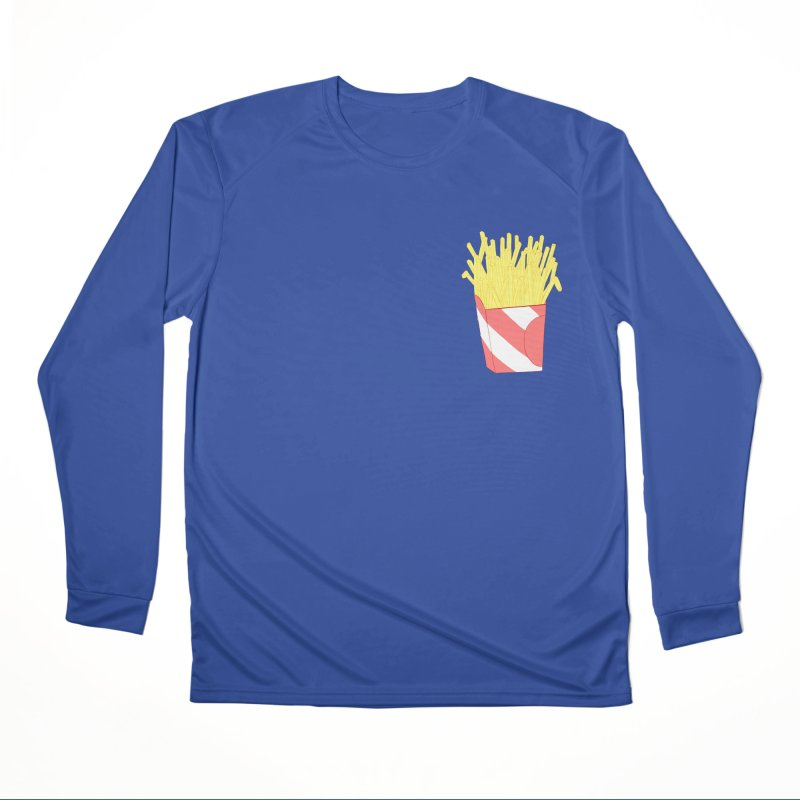 Fries (pocket) Men's Performance Longsleeve T-Shirt by Hello Siyi