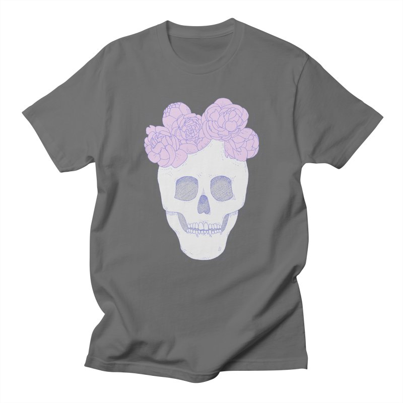 Crown of Peonies Men's T-Shirt by Hello Siyi
