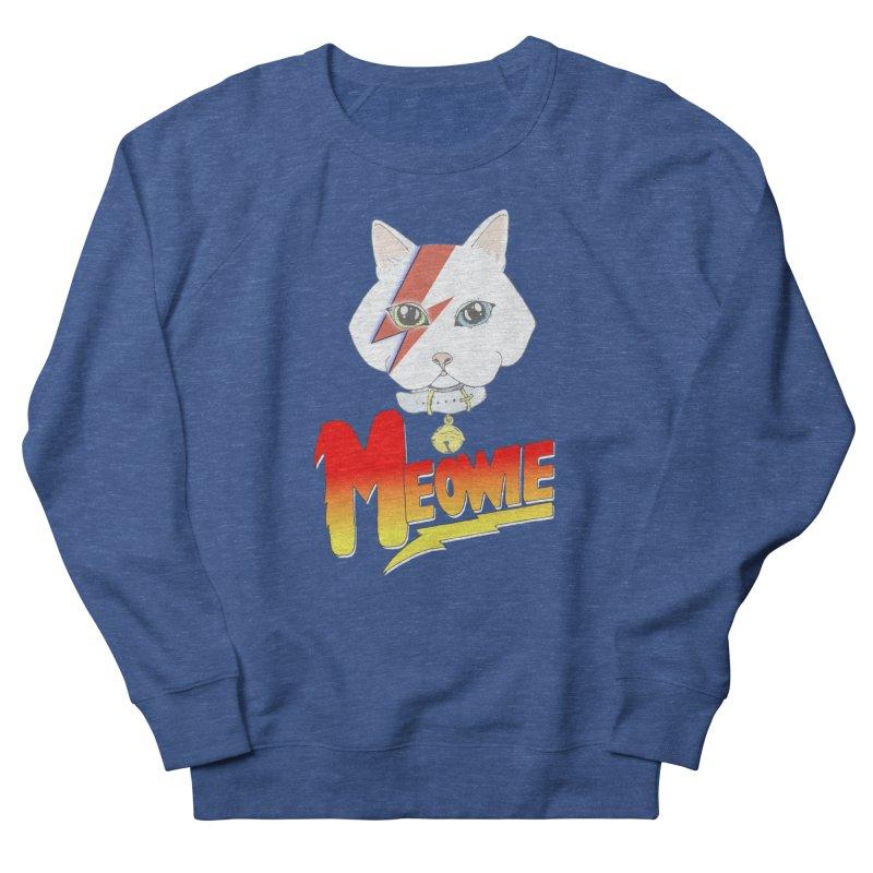 Meowie Men's Sweatshirt by Hello Siyi