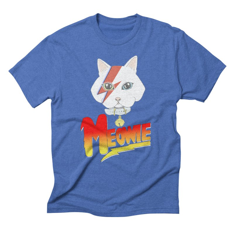Meowie Men's T-Shirt by Hello Siyi